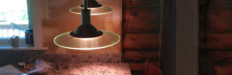 Kitchen Over Head Lighting Installations