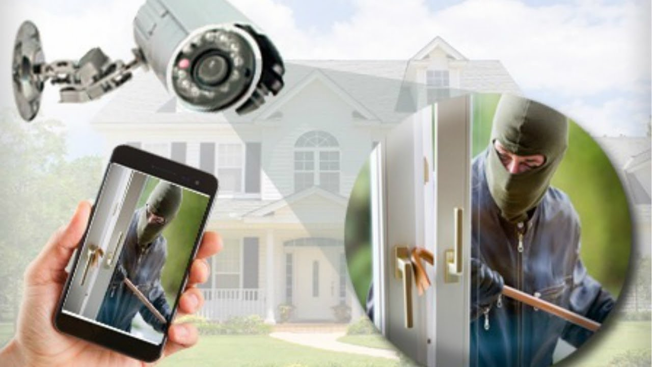 A Potential Burglary Occurs Every 15 Seconds…